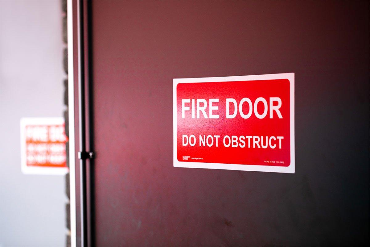 Fire Door Maintenance Lismore