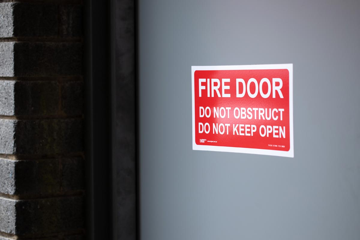 Fire Door Maintenance Northern Rivers