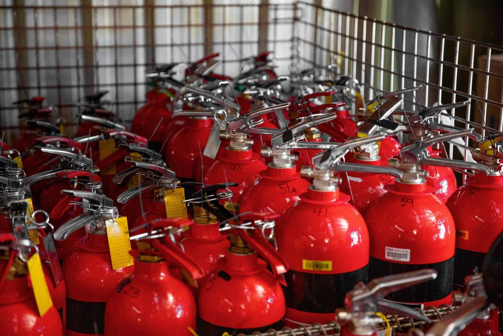 Fire Extinguishers Northern Rivers NSW