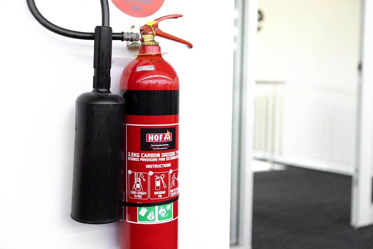 Fire Extinguishers Northern Rivers