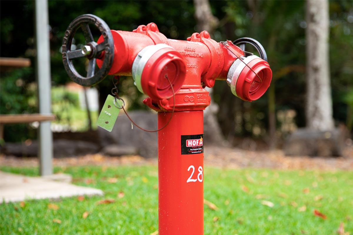 Fire Hydrant Maintenance Byron Bay