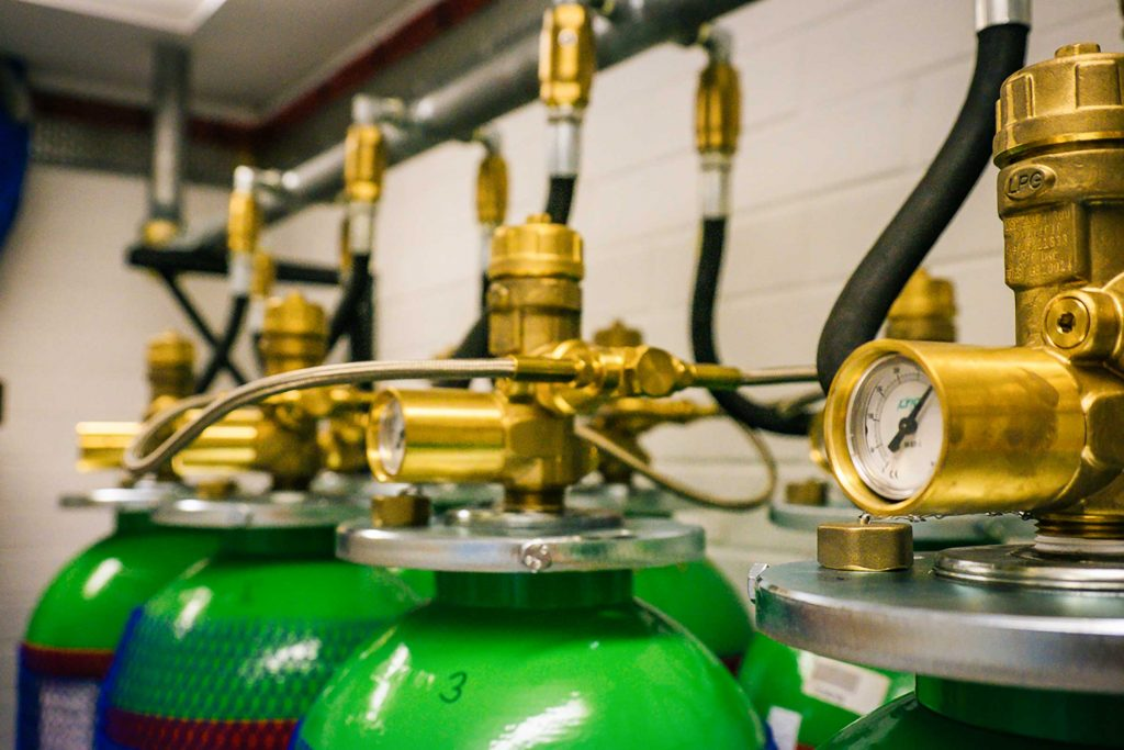 Gaseous Fire Extinguishing Systems Installation Lismore