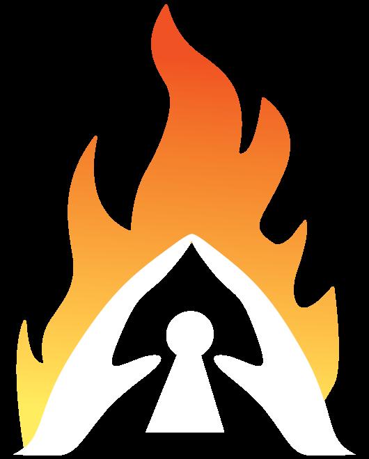 SAFE Hands Flames