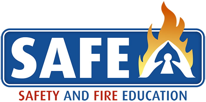 Safety and Fire Education Logo